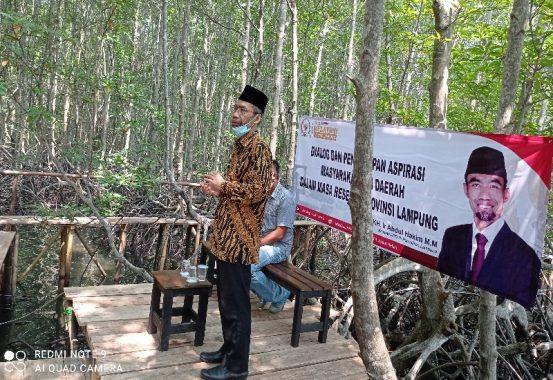 Abdul Hakim Tawari Pengelola Mangrove Petengoran Gabung Gerakan Desa Emas