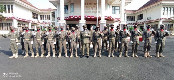 Rekrutmen Pol PP Lampung Selatan, Nanang Ermanto: Tidak Ada Sogok-menyogok