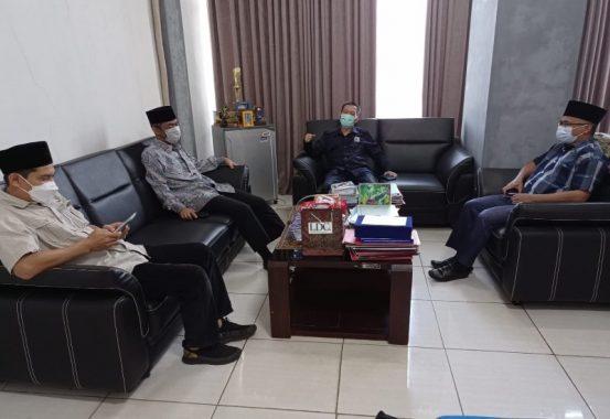 Sambangi Dinas Pariwisata Lampung, Abdul Hakim Kemukakan Pengembangan Desa Wisata