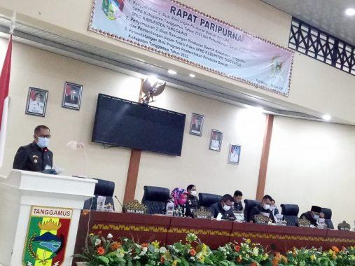 Fraksi Nasdem Dukung Pemkab Tanggamus Bahas RPJM