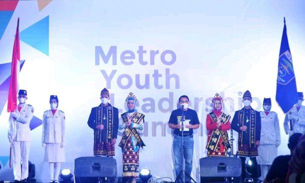 Sebanyak 37 Mahasiswa Ikuti Kompetisi Pemuda Inovator, Ini yang Membuat Wali Kota Metro Terkesan