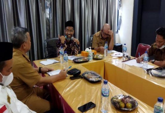 Abdul Hakim Kunjungan Kerja ke Mesuji, Tawarkan Gerakan Desa Emas